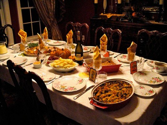 Holiday Dinner in Queens New York