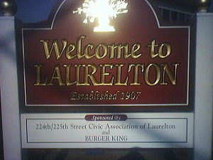 300px-Laurelton_sign