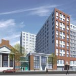174 unit residential apartment building in Jamaica, Queens