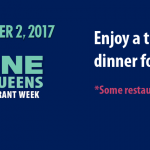 Queens Restaurant Week Oct 16-Nov 2