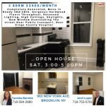 3 bdrms for Rent on New York Ave in Brooklyn